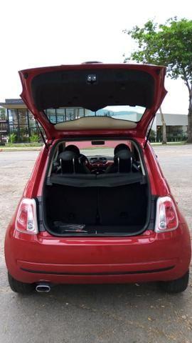 Fiat 500 Cult 1.4 manual ótimo estado só 23990 - Foto 11