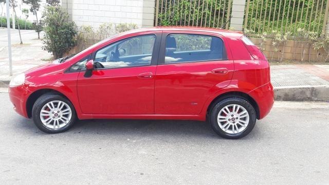 Fiat punto 2012 ipva pago - Foto 6