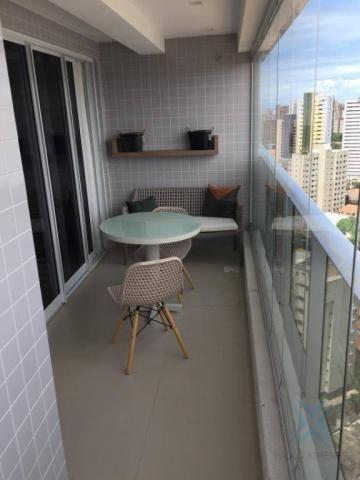 Apartamento à venda, 79 m² por R$ 848.000,00 - Aldeota - Fortaleza/CE - Foto 9