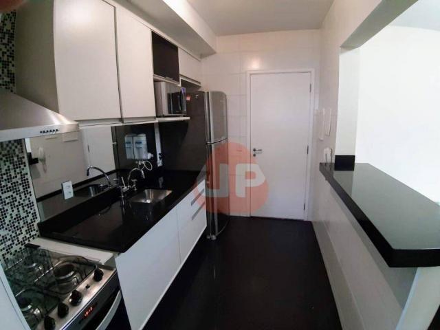 Apartamento com 2 dormitórios à venda, 79 m² por R$ 580.000 - Edifício London Ville - Baru - Foto 11