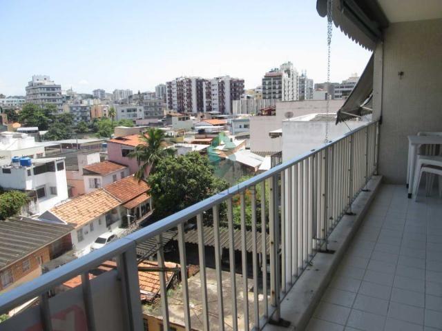 Apartamento à venda com 3 dormitórios em Méier, Rio de janeiro cod:M25297