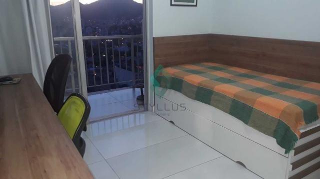 Apartamento à venda com 2 dormitórios em Méier, Rio de janeiro cod:M25469 - Foto 11