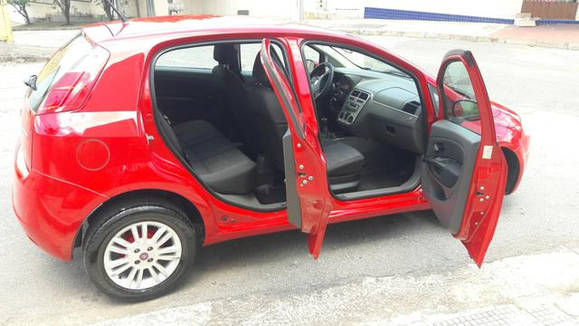 Fiat punto 2012 ipva pago - Foto 10