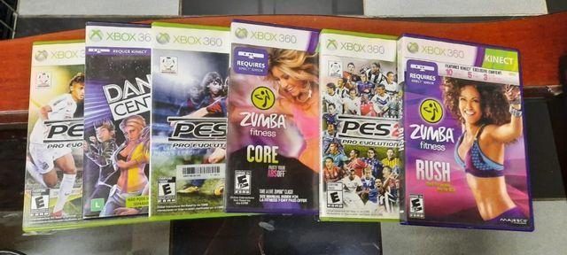 Xbox 360 com 3 jogos,kinect e 2 controles - Foto 4