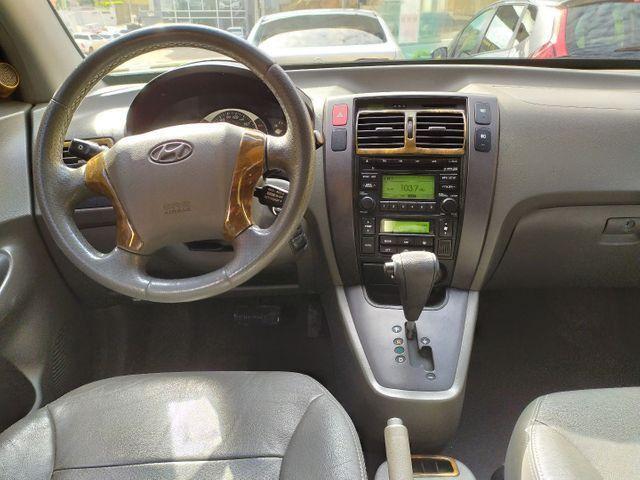TUCSON GLS 2007 automática, top de linha gasolina - Foto 13
