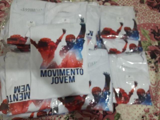 Camisetas pesornalizadas- estampamos todos temas - Foto 6