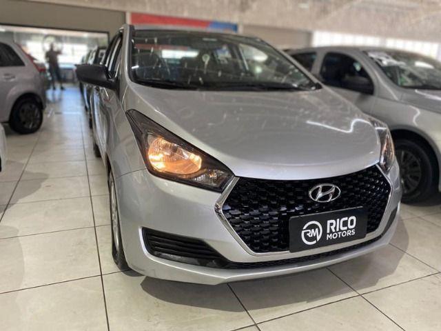 HB20 Sedan 1.0 Unique Flex 2019 - Foto 3