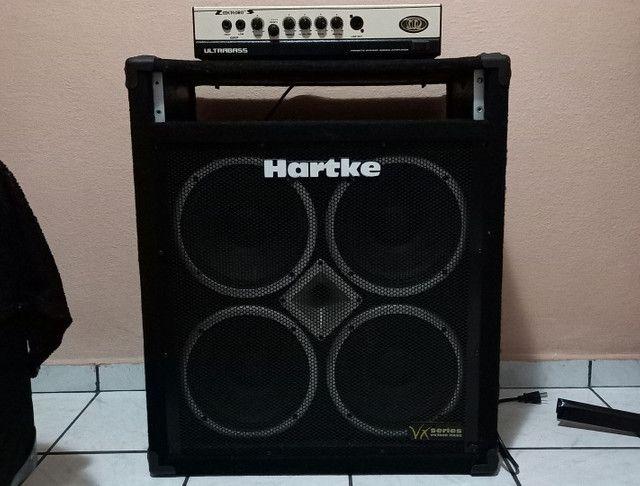 Dúvida Hartke VX3500 393097690598933