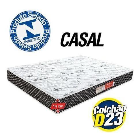 D23 colchão Casal - Produto Novo