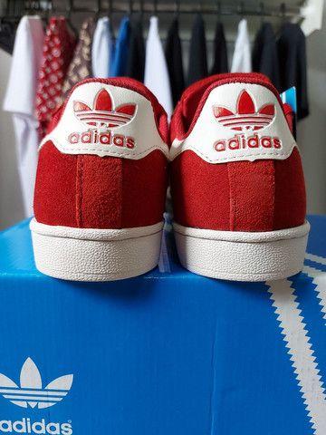 "Adidas Superstar ""Camurça"" - Foto 5"
