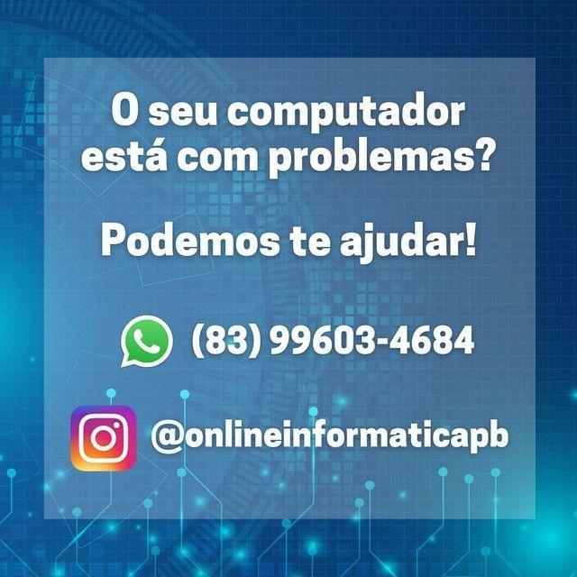 Assistência Técnica de Notebook, PC Gamer, Placa de Vídeo, Placa-Mãe - Orçamento Grátis  - Foto 6