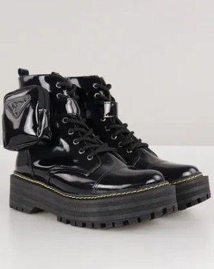 Bota Coturno Sapato Feminino Chiquiteira Chiqui/40020