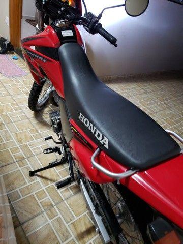 Vendo moto Honda Tornado - Foto 4