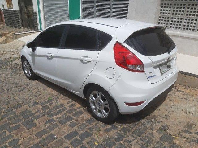 New Fiesta - Modelo 2014