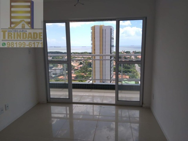Apartamento No Condomínio Taroa ,Olho D Agua , 2 Quartos ,Nascente e Vista Mar