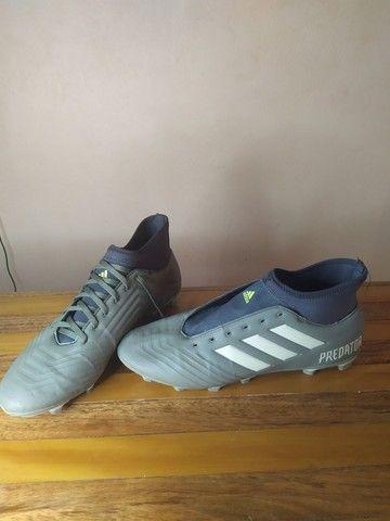 Chuteira Adidas Predator 19.4 - Foto 3