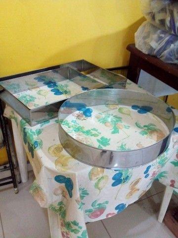 PROMOÇÃO 2 Tábua de bolo + 3 Aro de bolo  - Foto 4