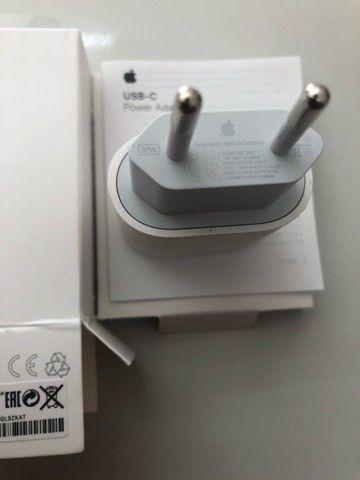 Carregador USB-C de 20W para iPad Pro e iPhone  - Foto 4