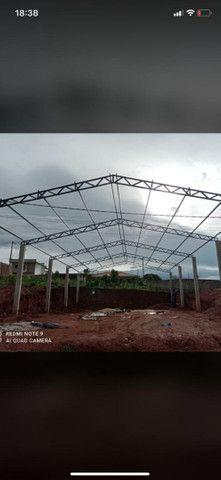 Fabricação e Mão de Obra de Estruturas Metálicas - Foto 6