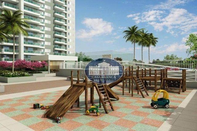 Apartamento com 2 dormitórios à venda, 84 m², lazer completo - Parque das Paineiras - Biri - Foto 13