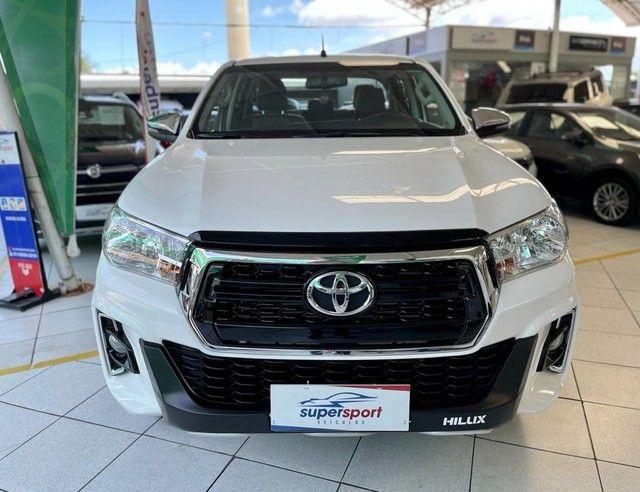 Toyota Hilux SRV 2020 4X4 Diesel - Foto 3