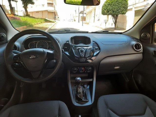 Ford ka sedan 1.5 sel 15/15 muito novo - Foto 9