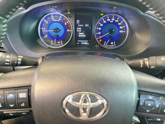 Toyota Hilux SRV 2020 4X4 Diesel - Foto 15