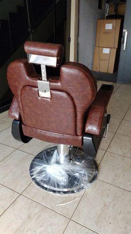 Cadeira Reclinavel Hidráulica - Foto 2