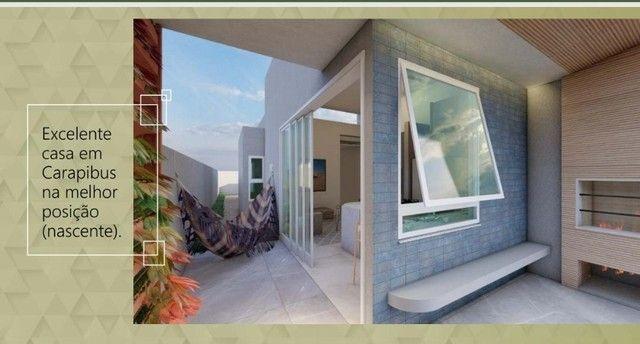 Casa na Praia dce Carapibus- Conde 2 quartos sendo 1 Suite, Em Construção!!! - Foto 6