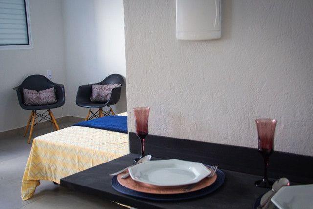 Kitnet novas mobiliadas - Foto 16
