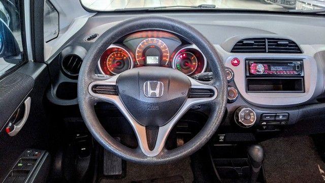 Honda FIT 1.4 Flex 2012 Automático  - Foto 12
