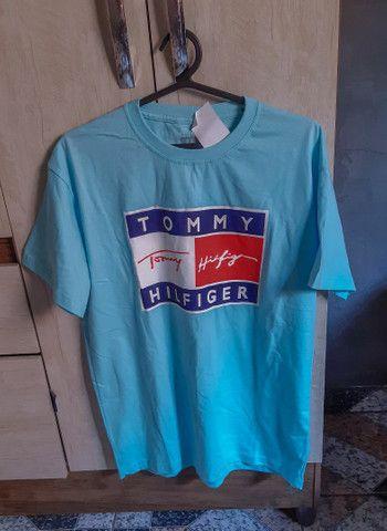 Camisetas Masculina Novas  - Foto 4