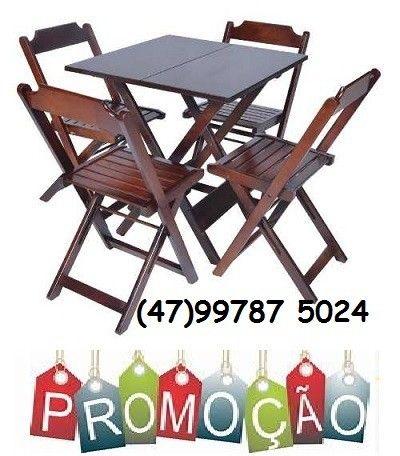 Promoção - dobráveis em Madeira Novos