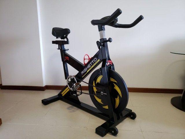 Bicicleta Spining RIGHETTO - Foto 3
