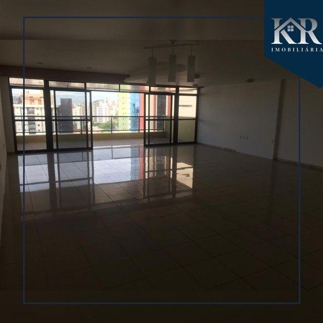 Apartamento com 4 dormitórios para alugar, 290 m² por R$ 6.000,00/mês - Manaíra - João Pes - Foto 3