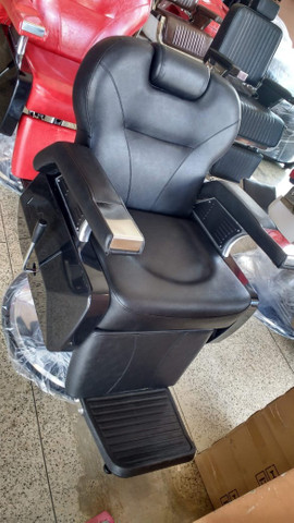 Cadeira Reclinavel Hidráulica - Foto 4