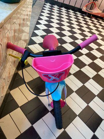 Bicicleta de equilíbrio sem pedal - Foto 2