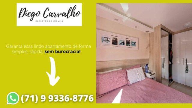 Apartamento em Patamares, 2 quartos e com suíte - Bosque Patamares (R3) - Foto 10