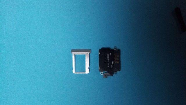 Slot+gaveta de chip iPad 3 geração