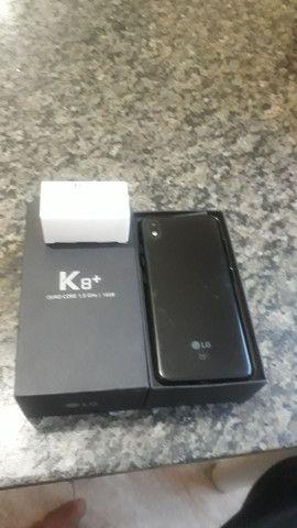 Lgk8+ novo na caixa