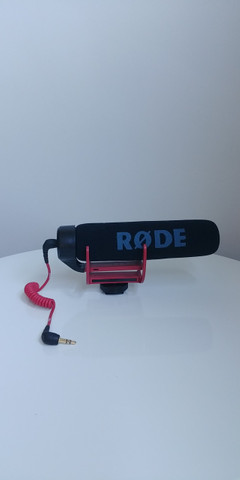 Microfone Direcional Shotgun Rode Video Mic Go - Foto 2