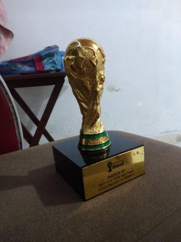 Taça  Copa Do Mundo 2014