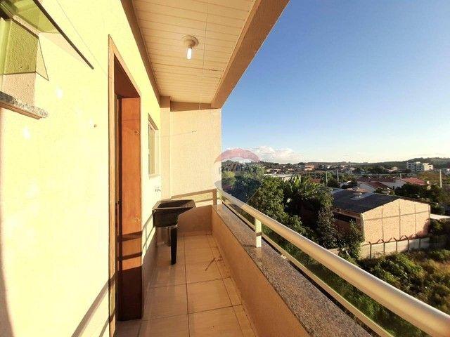 Kitnet mobiliada com 1 dormitório para alugar, 30 m² por R$ 700/mês - Centro - Irati/PR - Foto 8