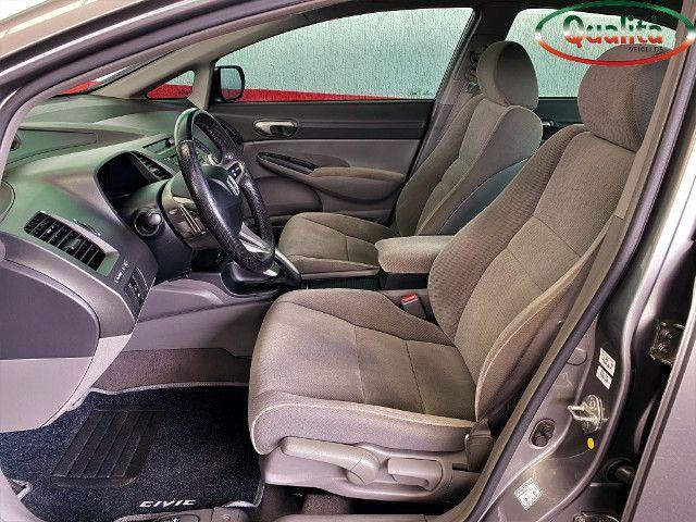 Civic LXl 1.8 Flex, Câmbio Automático, Impecável. Lindo Carro! - Foto 12