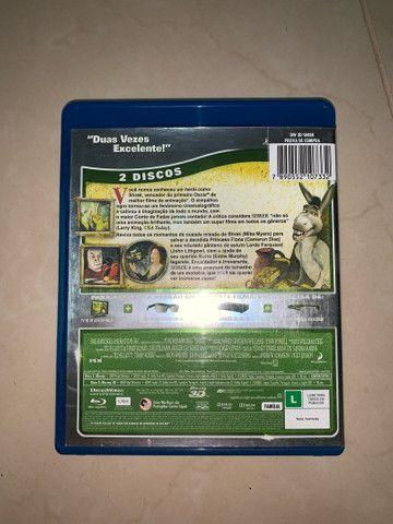 DVD Blu-ray 3D Sherek  - Foto 4