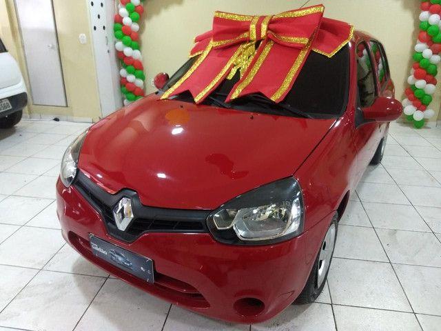 CLIO EXPRESSION 1.0 (2016) APENAS R$ 28.900  - Foto 4