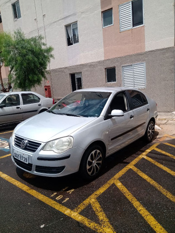 VW Polo Sedan 1.6 Flex 8v