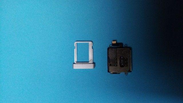 Slot+gaveta de chip iPad 3 geração - Foto 2