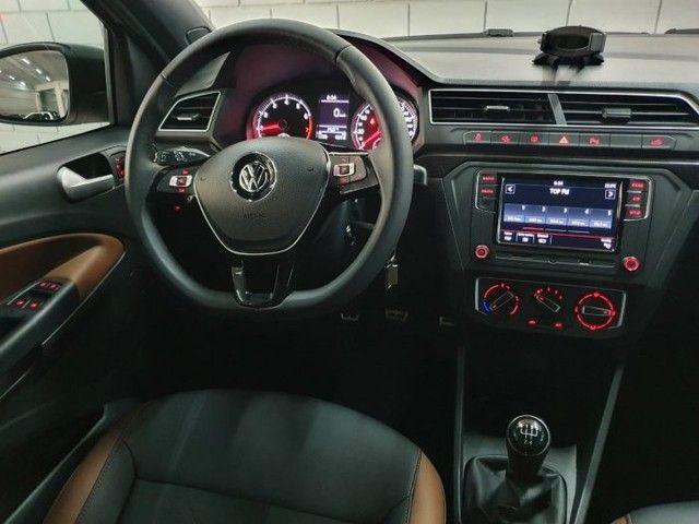 Volkswagen saveiro 2021 1.6 cross cd 16v flex 2p manual - Foto 14