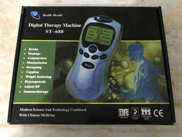 Massageador digital